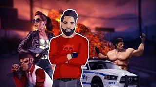 How Indians Play GTA 5 • GTA 5 Funny Moments & Fails
