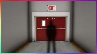THE INFINITE IKEA HAS AN EXIT NOW?! SCP-3008 Game (v0.8.0 UPDATE)