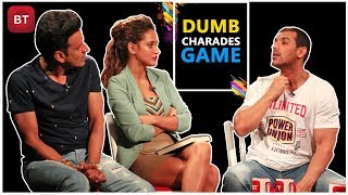 Satyameva Jayate Movie Star Cast Played Most Intriguing Action-Packed Dumb Charades Round
