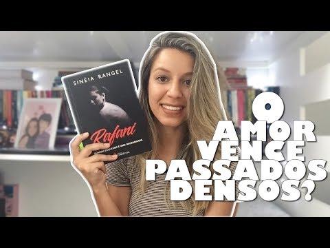 RAFANI - Sinéia Rangel | Memórias de uma Leitora