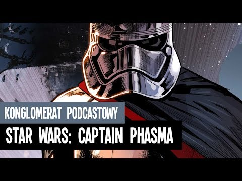 Star Wars Komiks – Kapitan Phasma