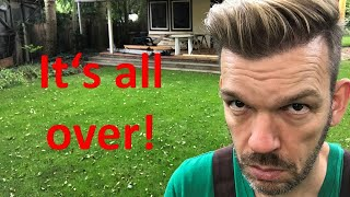 Renovating An Abandoned Tiny House #13: Its All Over!
