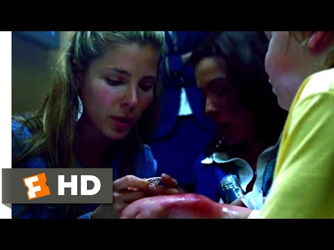 Snakes on a Plane (2006) - Sucking the Venom Scene (4/10) | Movieclips (видео)