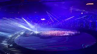 Fancam Super Junior - Sorry, Sorry At GBK In Closing Ceremony Asian Games 2018