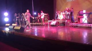 Dayo Bello Performing Live @ The BECKS Theatre