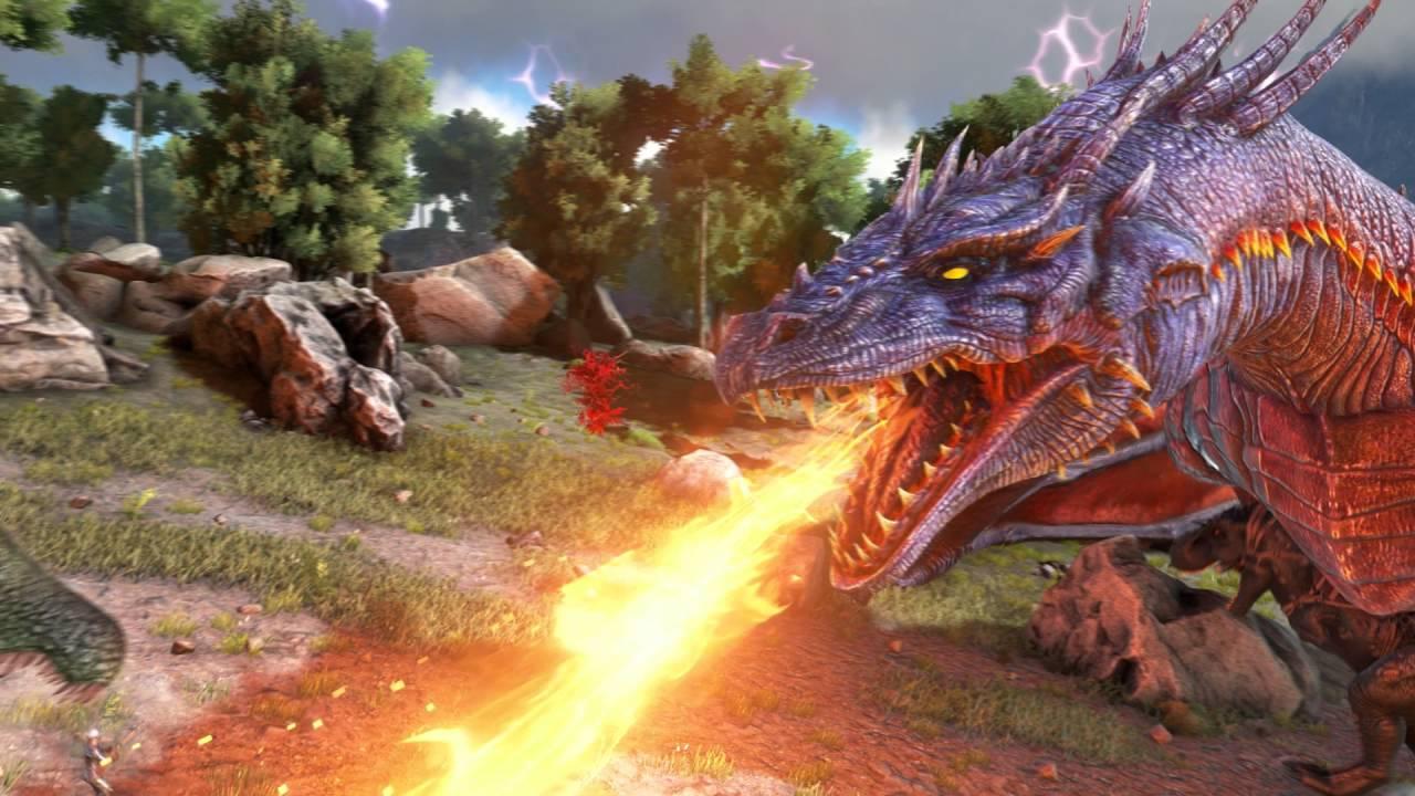 Ein Online-Phänomen mit Dinosauriern – ARK: Survival of the Fittest erscheint für PS4