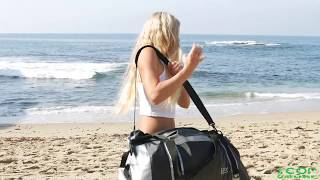 The COR Surf 60L 100% Waterproof Roll-Top Dry Bag - The Bottomless Pit!