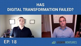 AskAVC #18 – Is digital transformation dead?