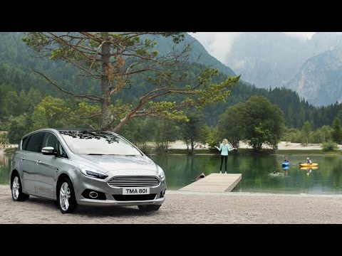 Ford Commercial for Ford S-Max (2015 - 2016) (Television Commercial)