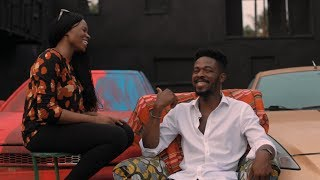 JOHNNY DRILLE  SHINE (MUSIC VIDEO BEHIND THE SCENES WITH HALIMA)
