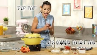 BRANDI BLOOPERS! Cherry Garcia Popcorn Outtakes