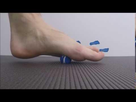 Kości na stopie na małym palcu