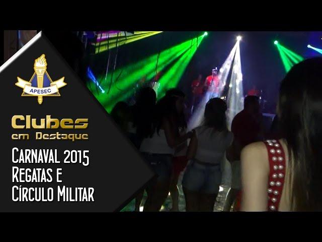 Clubes em Destaque 17-02-2015 Carnaval no Regatas e no Círculo Militar de Campinas