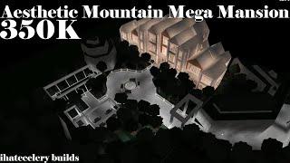 Bloxburg - Suburban Mountain Mega Mansion (interior)