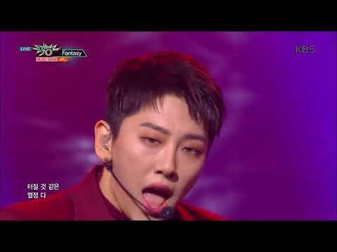 뮤직뱅크 Music Bank - Fantasy - JBJ.20171020