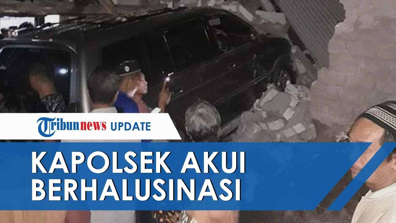 Kronologi Mobil Kapolsek Tabrak Rumah Warga di Bangunrejo Rembang, Balita 3 Tahun dan Neneknya Tewas