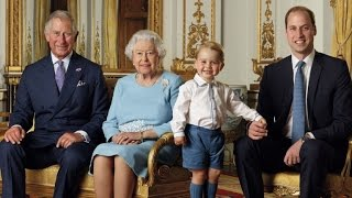 Royal Family Photographer Reveals How He Made Prince George Giggle