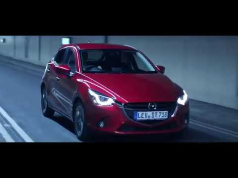 All-New Mazda2 2015 Night Drive