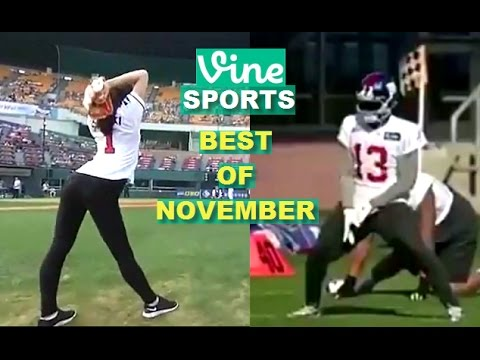 Best Sports Vines 2016 - NOVEMBER - WEEK 1 & 2