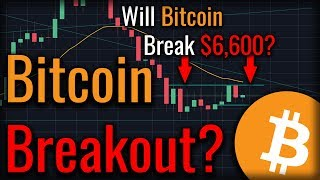 Bitcoin Jumped $834 In An Hour Last Time It Did This! - Bitcoin Breakout Coming?