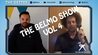 THE BELMO SHOW - VOL 4, special guest Kyle Troup