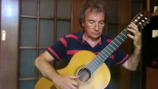 Lady Di - Richard Clayderman (Classical Guitar Arrangement by Giuseppe Torrisi)