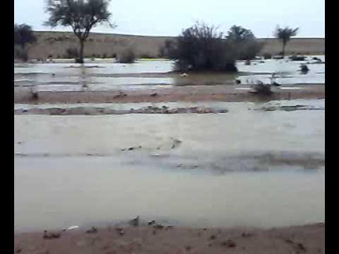 السعودية-الرياض امطار غام1429
