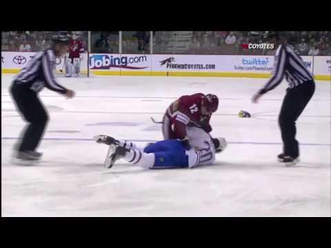Paul Bissonnette vs. Jay Leach