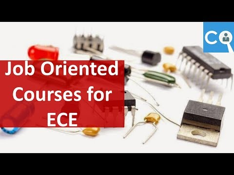 Job Oriented Course for Electronics and Communication Engineers ...