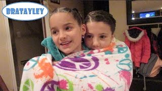 Early Morning Gymnastics Meet (WK 216.3) | Bratayley