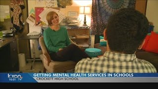 Texas House looks to bring more mental health services to schools