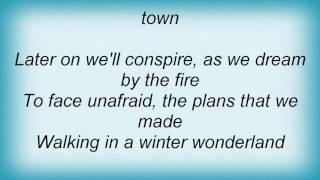 air supply winter wonderland lyrics