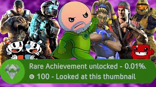 What is the Hardest Achievement?