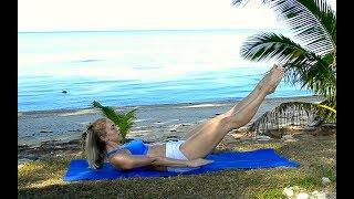 Nejlepší cviky na SPODNÍ BŘICHO~Lower ABS Workout