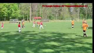 preview picture of video 'FC Energie Cottbus - SV Tresenwald/Machern 0:1 (U10 - Rainbow-Cup)'