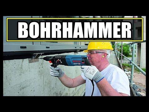 ► DIE BESTEN BOHRHAMMER FÜR ECHTE MÄNNER 💎 Bohrhammer Test & Vergleich - Bosch, Makita Bohrhammer..