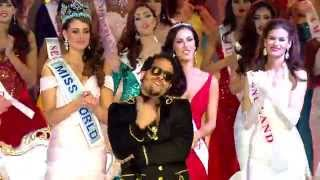 """Miss World 2014 - Sky Blu """"Party Rock Anthem"""""""