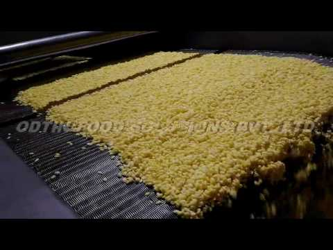 Dal Frying Machine