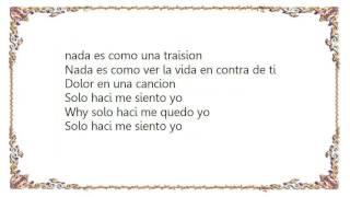 Cheka - Traicion Lyrics