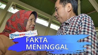 Fakta Meninggalnya Ibunda Jokowi, Sudjiatmi Notomihardjo, 4 Tahun Berjuang Lawan Kanker
