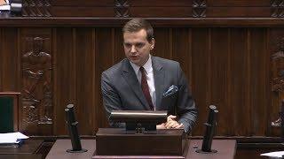 Jakub Kulesza – jestem zdumiony tym w jaki sposób jest zabierany głos na tej sali