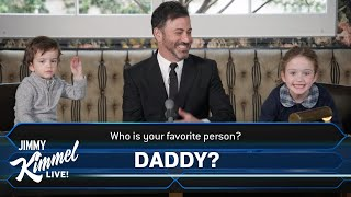 "Jimmy & His Kids Play ""Who Wants to Be a Millionaire"""