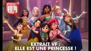 Ralph 2.0 | Extrait VF : Elle est une princesse ! | Disney BE