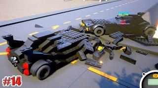 Brick Rigs БЭТМОБИЛЬ (BATMOBILE) (МОДЫ) (14 серия)