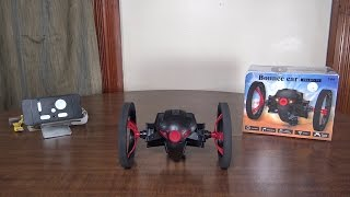 Bounce Car (Jumping Sumo Clone) - Review and Run