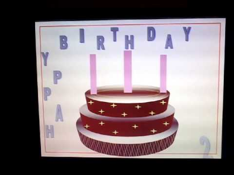 Birthday Cake Powerpoint Presentaion 2007 Mp3