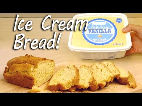 Video How to Make Ice Cream Bread