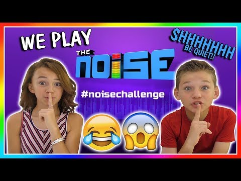 BEAT THE NOISE CHALLENGE | We Are The Davises