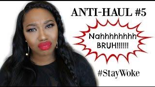 ANTI - HAUL #5 | WHAT I'M NOT BUYING!!!