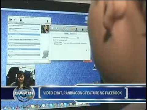 Saksi: Facebook Launches Video Chat with Skype